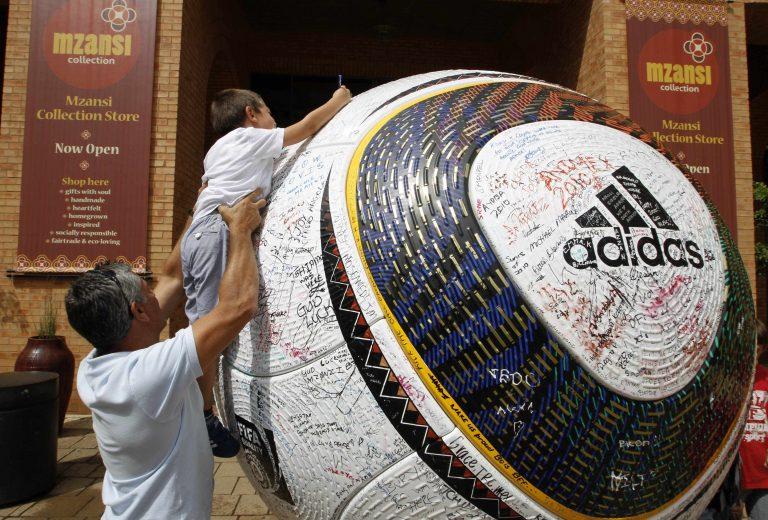 Ν.Αφρική: Έρευνες για «βρώμικη βόμβα» στο Παγκόσμιο Κύπελλο | Newsit.gr