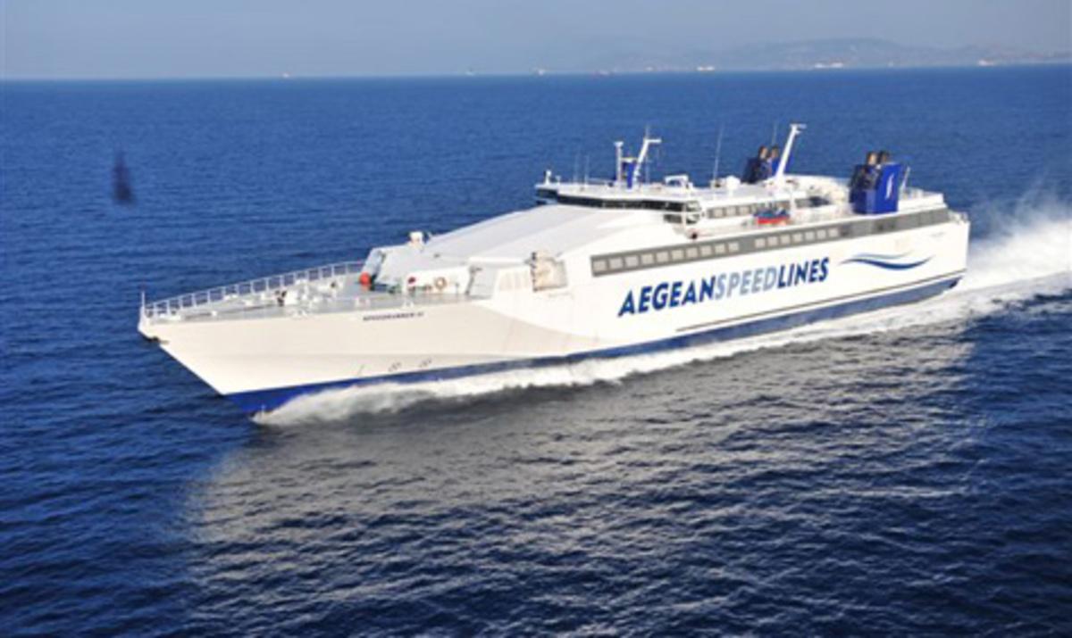 Ταλαιπωρία για 785 επιβάτες – Βλάβη στο Speedrunner3 | Newsit.gr