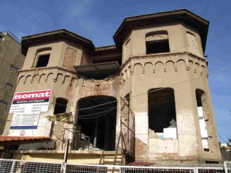 Το στοιχειωμένο σπίτι της Θεσσαλονίκης | Newsit.gr