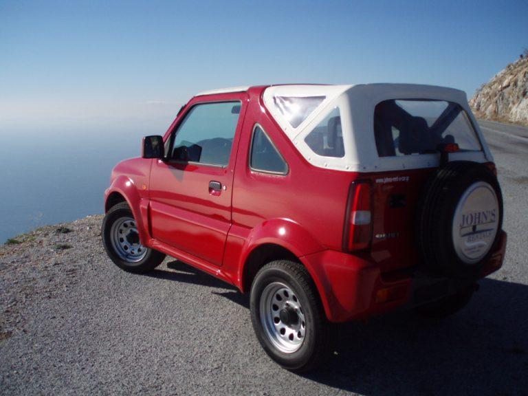 Ανακαλούνται Suzuki Jimny και Grand Vitara   Newsit.gr
