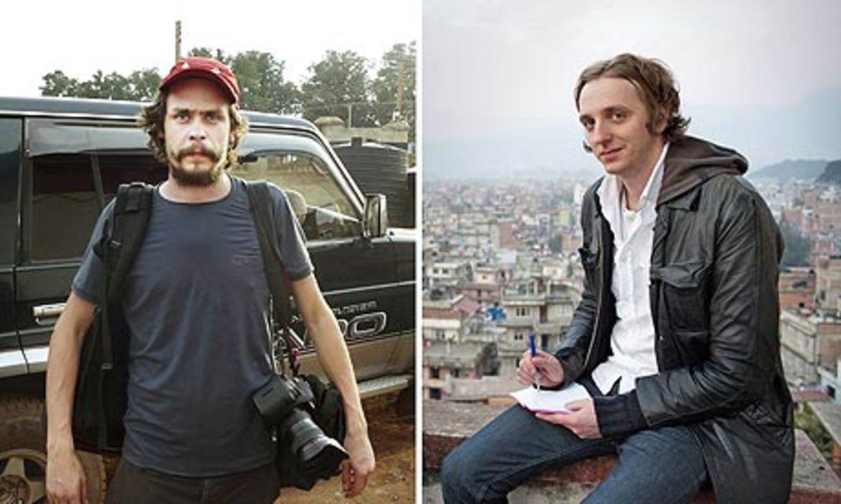 Αιθιοπία: Ελεύθεροι οι δυο σουηδοί δημοσιογράφοι μετά από 14 μήνες | Newsit.gr