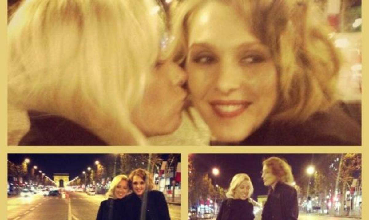 Τάμτα: Ταξίδεψε στη Γαλλία για την φίλη της, Στεφανία Ρίζου!   Newsit.gr