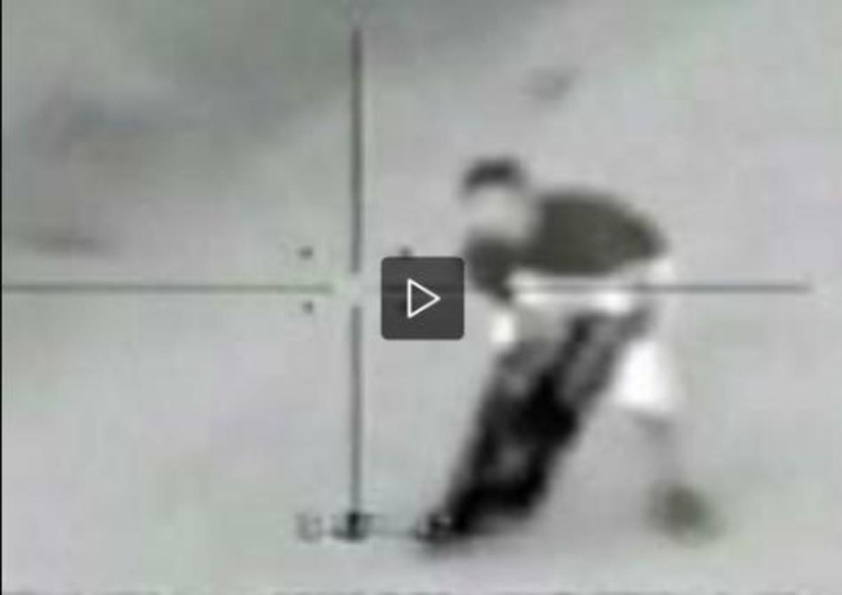 Από το παράθυρο μπήκε ένας… πύραυλος! | Newsit.gr