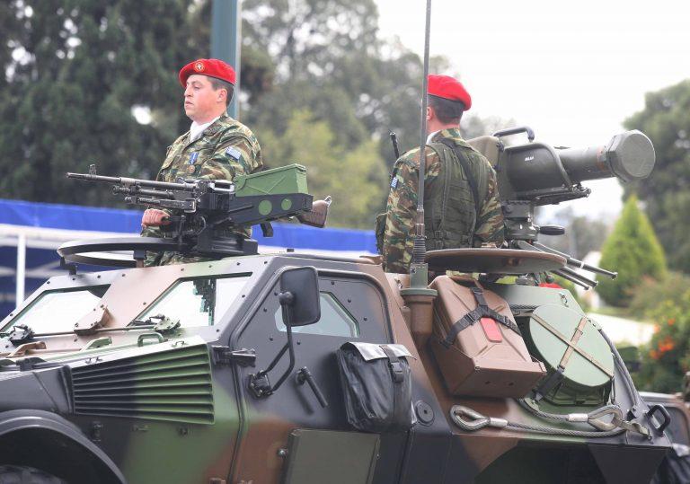 Γιαννιτσά: Παραμένει στην πόλη το τάγμα Πυροβολικού | Newsit.gr