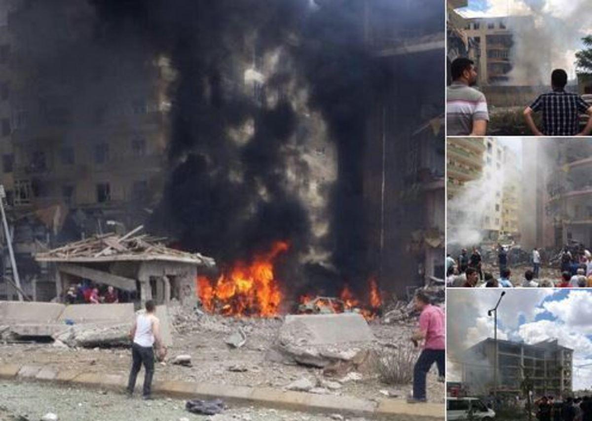 Νεκροί και τραυματίες στην Τουρκία μετά από νέα βομβιστική επίθεση   Newsit.gr