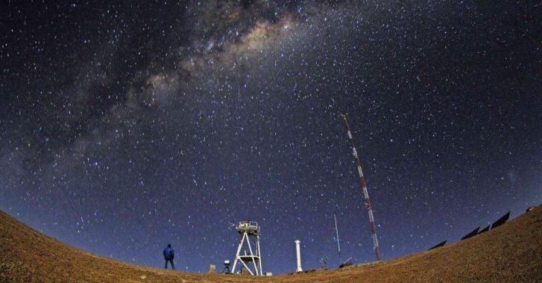 Το μεγαλύτερο τηλεσκόπιο του κόσμου   Newsit.gr