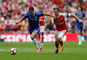 """Άρσεναλ – Τσέλσι 2-1 ΤΕΛΙΚΟ Το κύπελλο Αγγλίας στους """"κανονιέρηδες"""""""