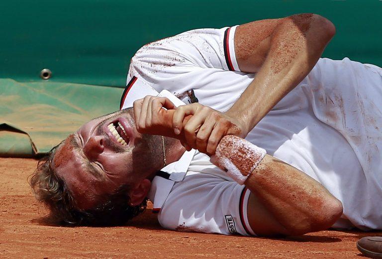 Σοβαρός τραυματισμός σε αγώνα τένις – Δείτε VIDEO | Newsit.gr