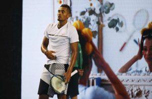 Australian Open: Αποκλείστηκε ο Κύργιος