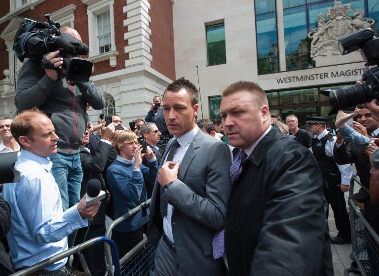 Αθώος ο Τέρι – Κατέπεσαν οι κατηγορίες για ρατσιστική συμπεριφορά   Newsit.gr