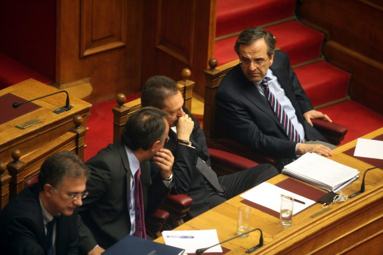 Φορολογικό: Επιστρέφουν στην παλιά κλίμακα και θα τη διαπραγματευτούν με Βενιζέλο-Κουβέλη | Newsit.gr
