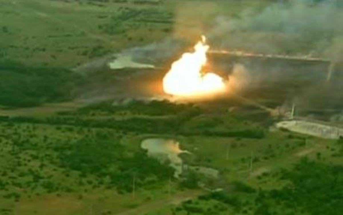 Τρεις νεκροί και έξι τραυματίες από έκρηξη σε αγωγό φυσικού αερίου. | Newsit.gr