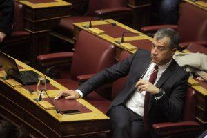 """Πίκρα Θεοδωράκη για τις αποχωρήσεις βουλευτών: """"Το σκαρί έχει υποστεί πολλές ζημιές…"""""""