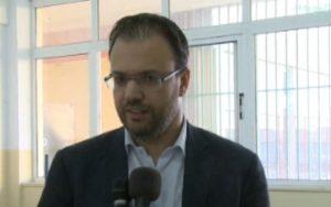 Εκλογές ΝΔ – Θεοχαρόπουλος προς Μητσοτάκη: Καλή δύναμη…