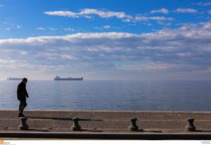 Θεσσαλονίκη: Νεκρή μια 56χρονη γυναίκα στον Θερμαϊκό