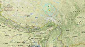 Σεισμός 6,4 Ρίχτερ στο Θιβέτ