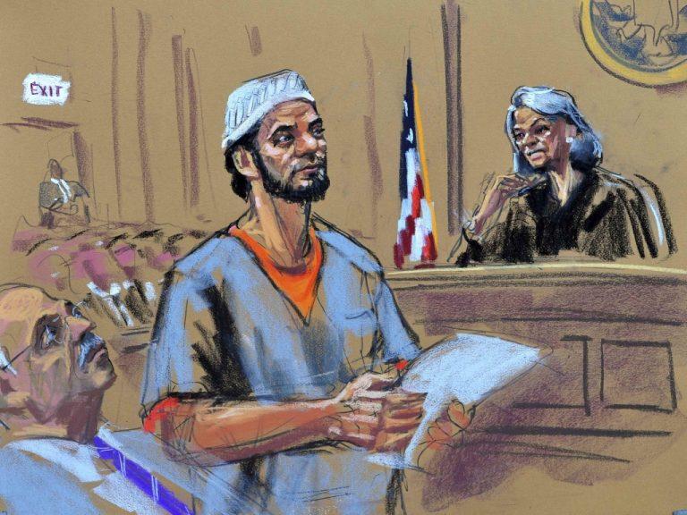 Ένοχος δήλωσε ο δράστης της επίθεσης στην Τάιμς | Newsit.gr