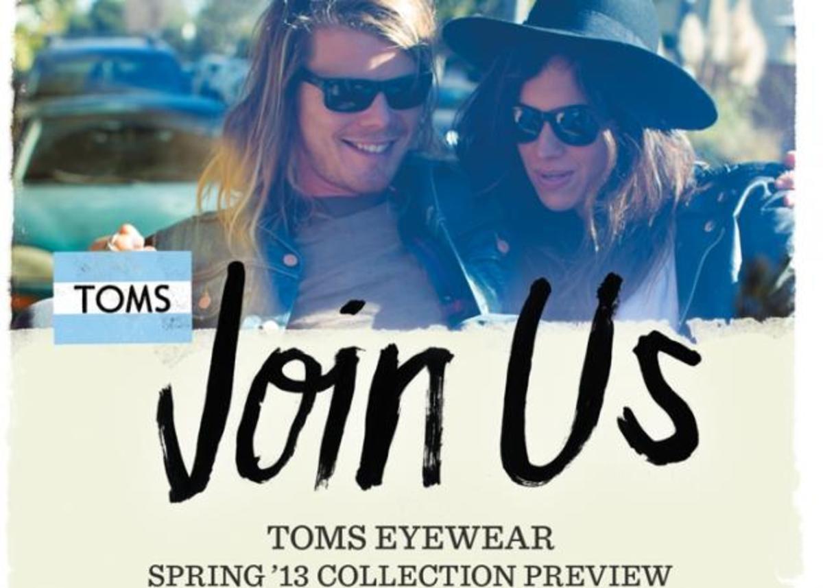 TOMS: Η νέα boutique, η συλλογή και η ευκαιρία να βοηθήσεις!   Newsit.gr