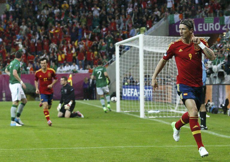 LIVE: Ισπανία – Ιρλανδία 4-0 | Newsit.gr