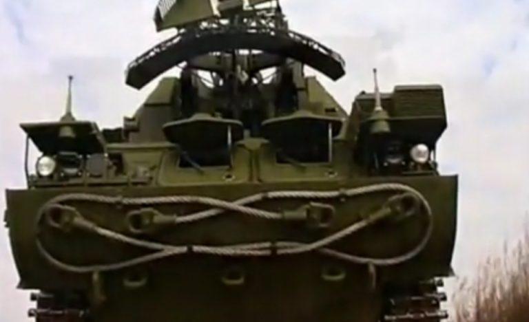 ΒΙΝΤΕΟ: TOR M1 σε δράση στη Κρήτη – Δικέφαλος Αετός 2012 | Newsit.gr