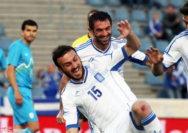 Το NewsIt στην Αυστρία – ΤΕΛΙΚΟ: Σλοβενία – Ελλάδα 1-1 (ΦΩΤΟ&ΒΙΝΤΕΟ) | Newsit.gr