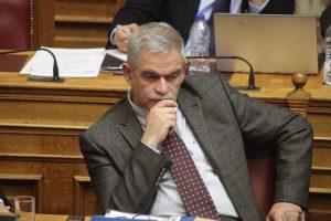 """Δολοφονία Καστοριά – Τόσκας για Ειδικό Φρουρό: """"Η αστυνομία κάνει αυτοκάθαρση"""""""