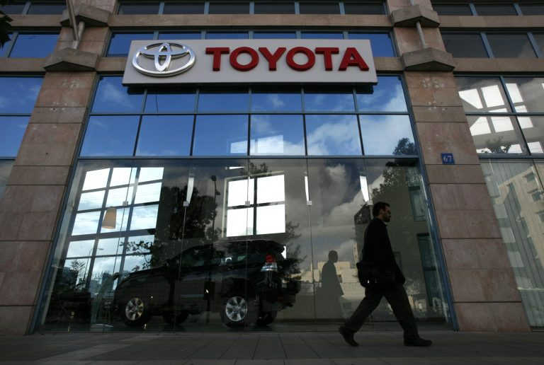 8 εκατ. αυτοκίνητα ανακαλεί η TOYOTA   Newsit.gr