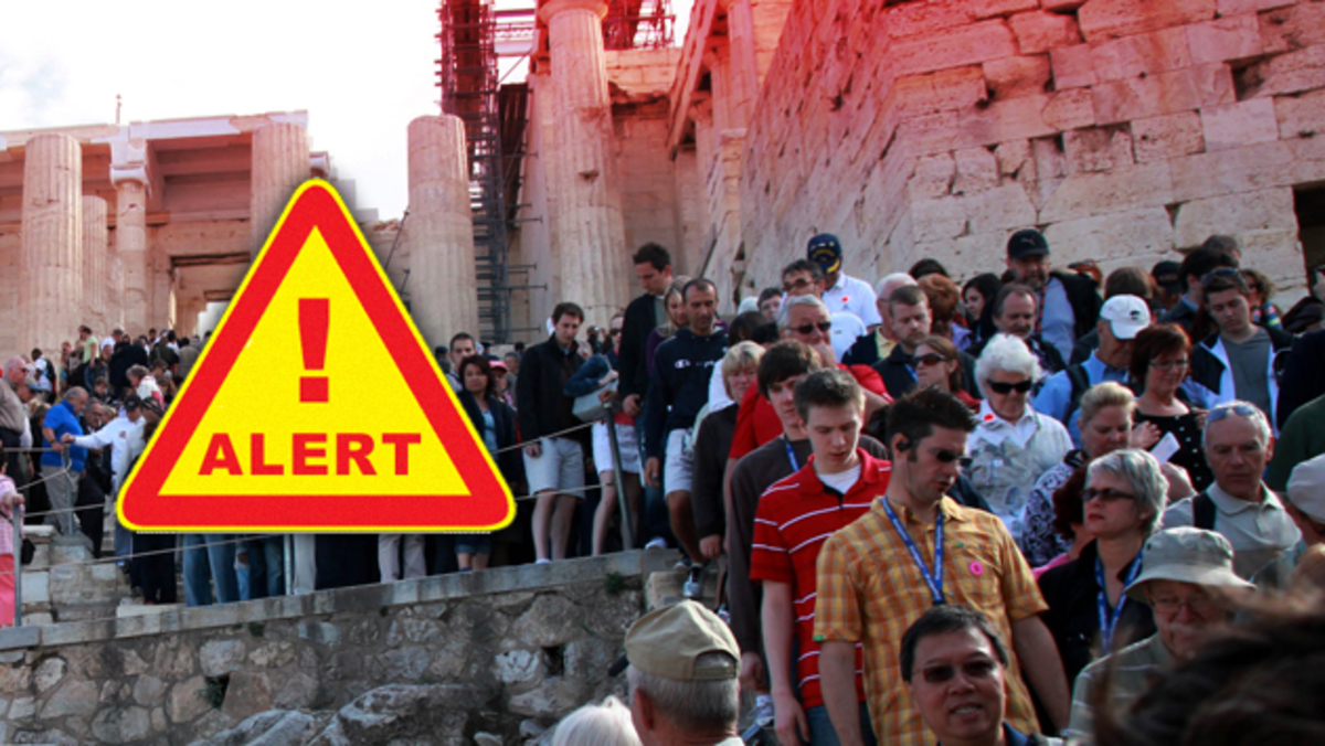 Καταρρέει ο τουρισμός – 50% μείωση στις κρατήσεις | Newsit.gr