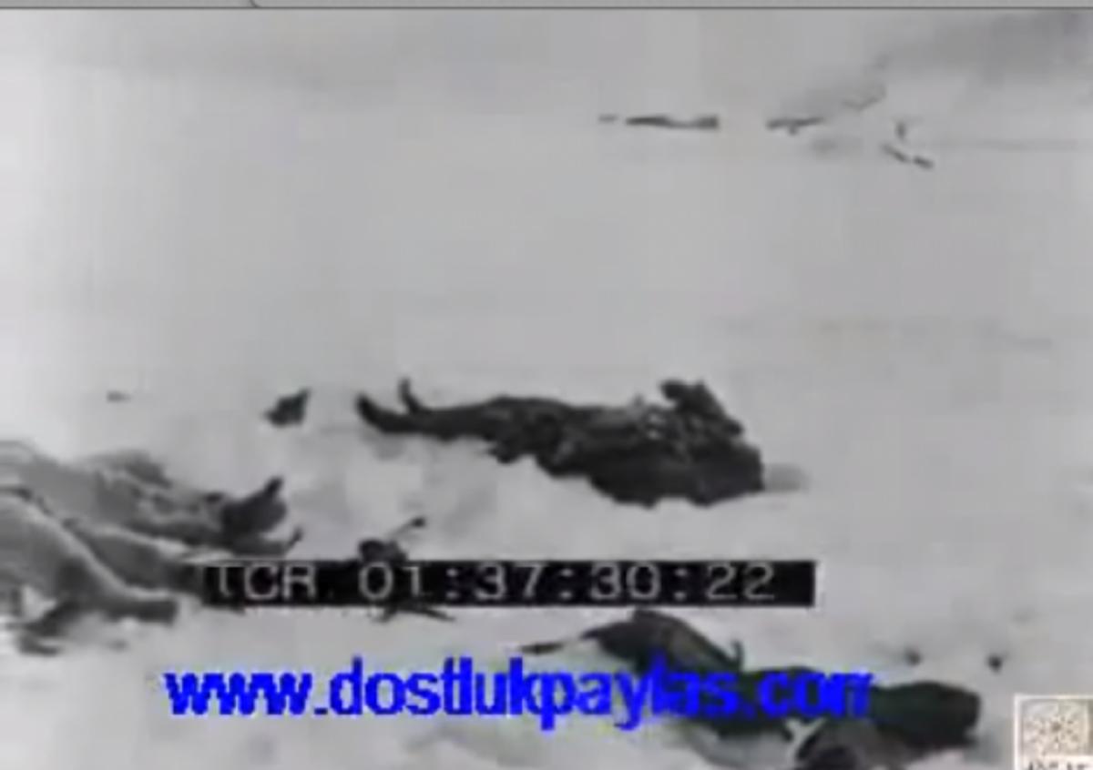 Ντοκουμέντο από ρωσικά αρχεία: χιλιάδες «παγωμένοι» νεκροί Τούρκοι στρατιώτες | Newsit.gr