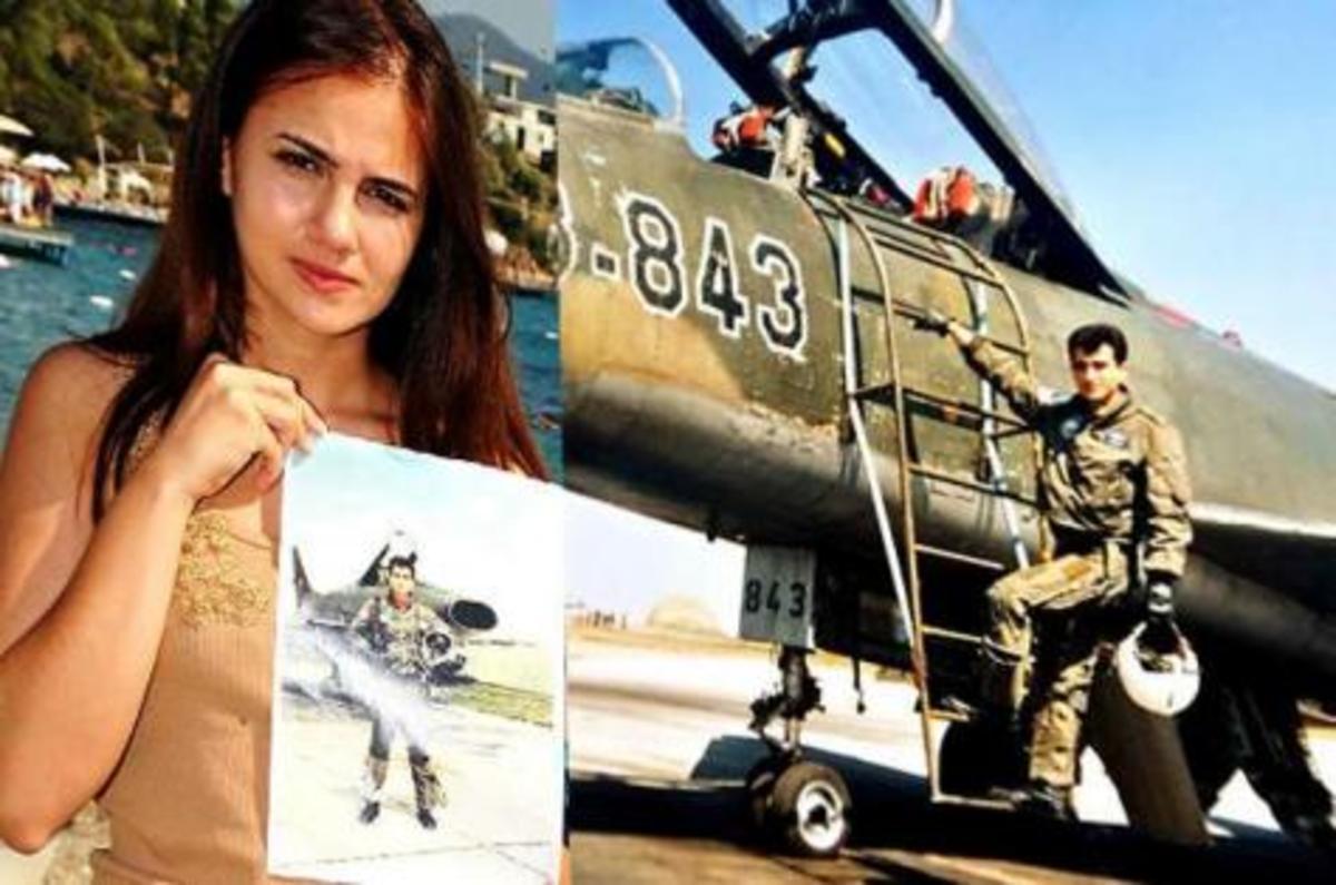 Η κόρη του Τούρκου πιλότου που έπεσε στο Αιγαίο το 1996,ζητά έρευνες. ΒΙΝΤΕΟ   Newsit.gr