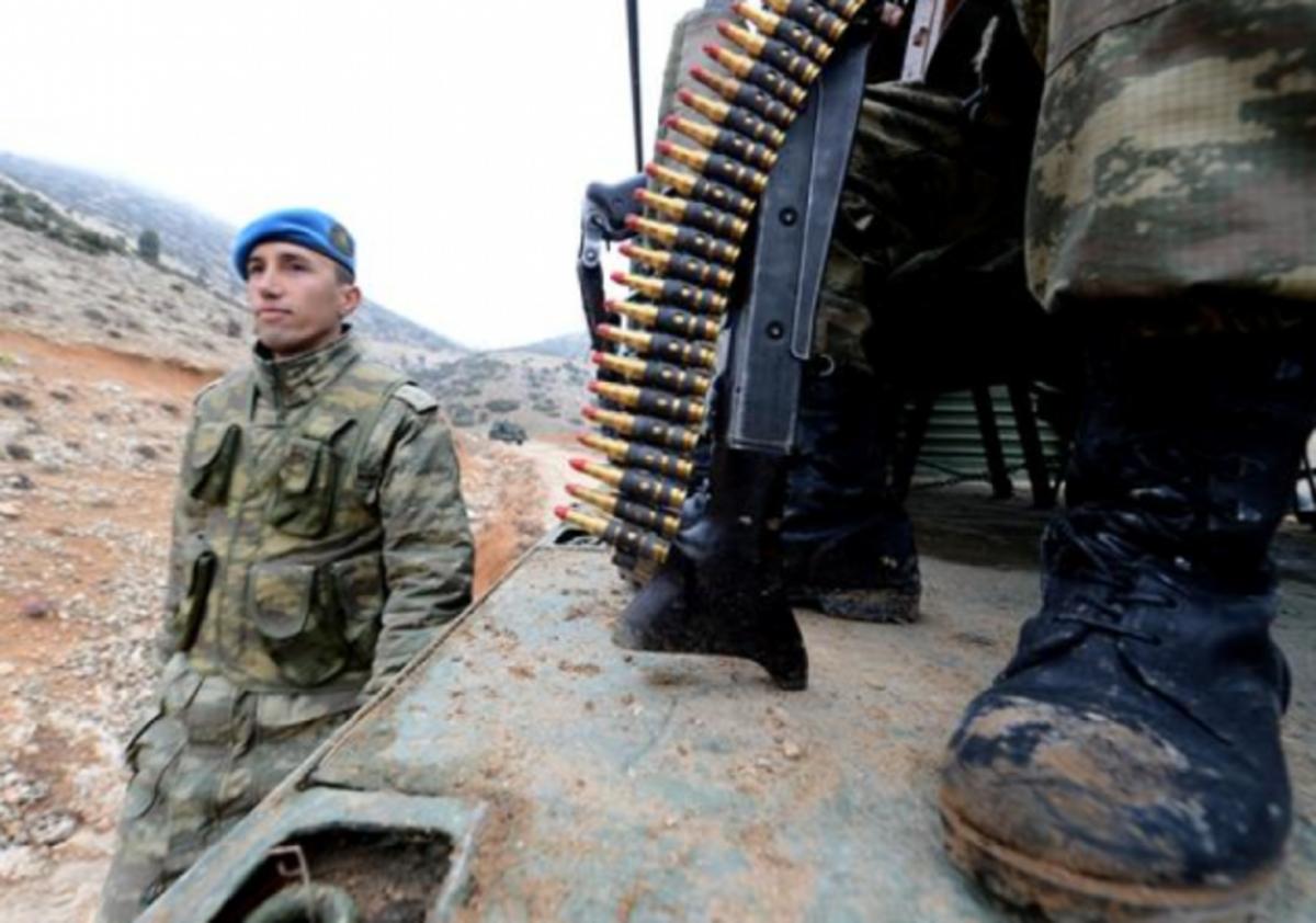 Σε κατάσταση εξέγερσης οι Τούρκοι υπαξιωματικοί και οπλίτες!   Newsit.gr