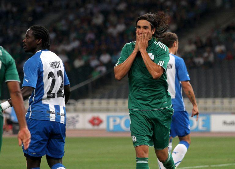 Τραγικός! Ντροπιαστική ήττα και αποκλεισμός για τον Παναθηναϊκό | Newsit.gr