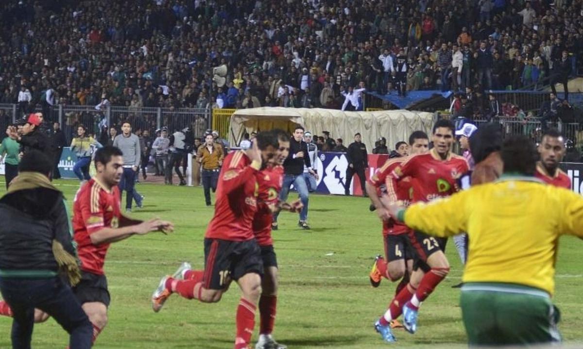 Οι 10 μεγαλύτερες ποδοσφαιρικές τραγωδίες (ΦΩΤΟ)   Newsit.gr