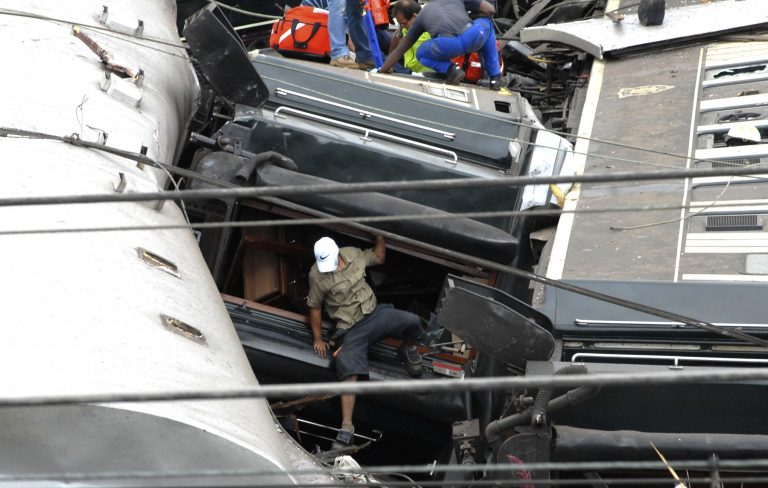 32 τραυματίες από σύγκρουση τρένων στην Τουρκία   Newsit.gr
