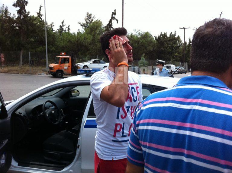 Τραυματισμοί και συλλήψεις σε επεισόδιο εναντίον οπαδών του Βόλου | Newsit.gr