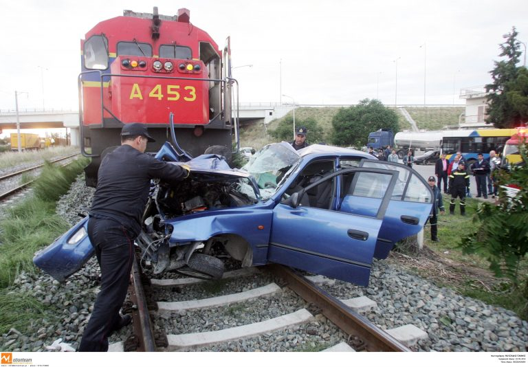 Θεσσαλονίκη: Τραγωδία σε σιδηροδρομική διάβαση! | Newsit.gr