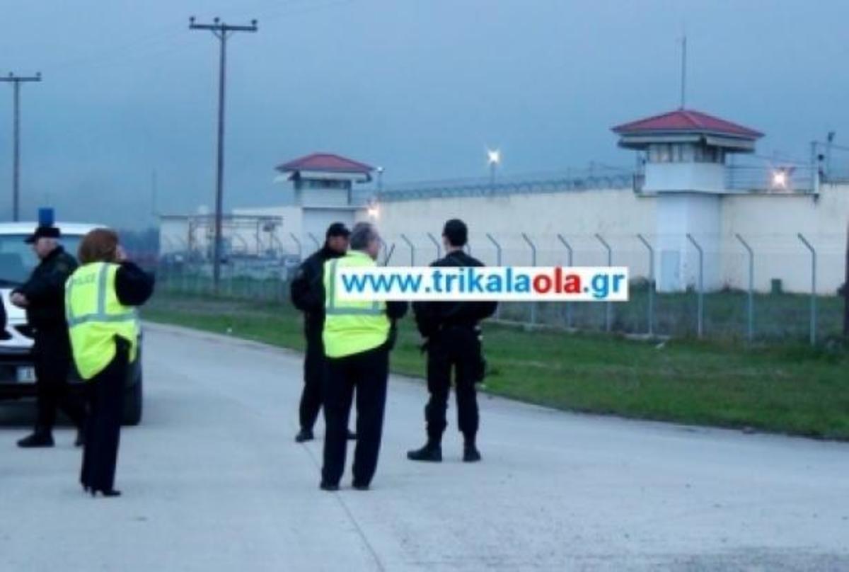 Ανατριχιαστικό βίντεο από τον «πόλεμο» στις φυλακές Τρικάλων – «Γάζωσαν» τους φρουρούς – Πληροφορίες για 5 αποδράσεις | Newsit.gr