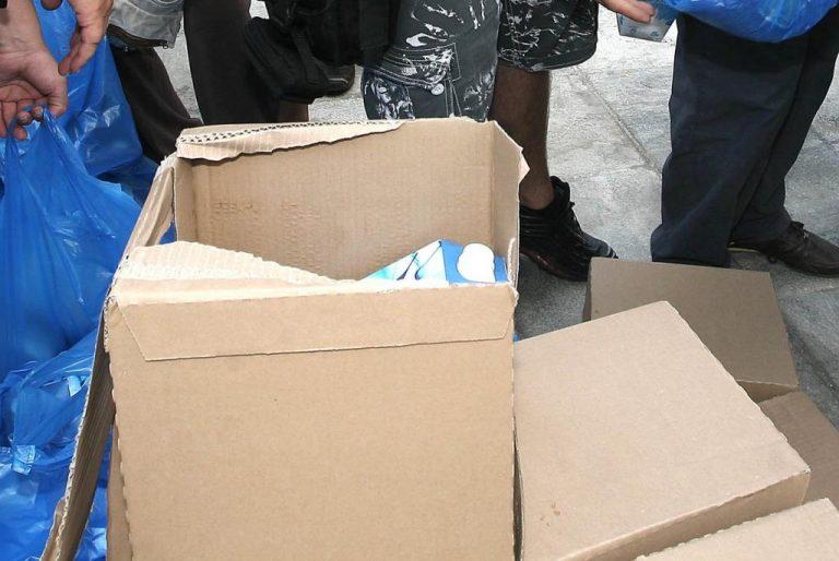 Έκλεψαν 80 κιλά τυρί από τα δωρεάν τρόφιμα των πολυτέκνων Κομοτηνής | Newsit.gr