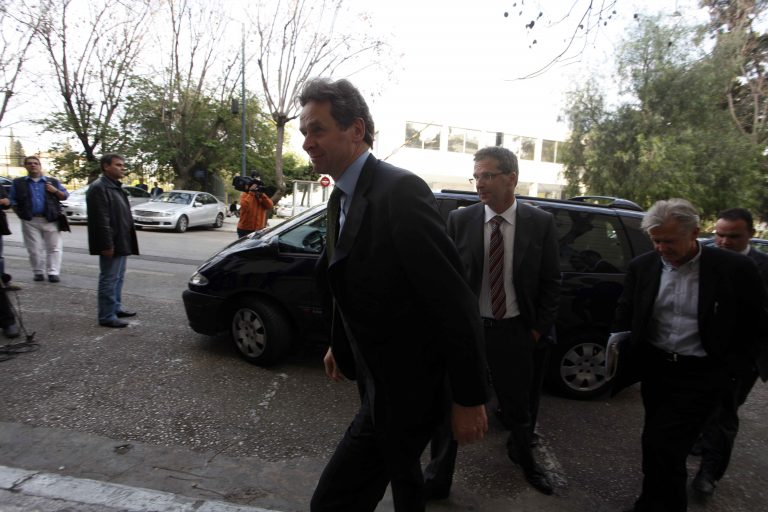 Μυστική συνάντηση Παναγόπουλου – Τρόικας | Newsit.gr