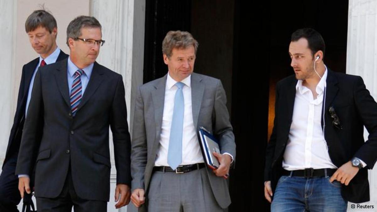 Αν δεν πουλάνε οι Έλληνες θα βάλουμε ξένους διοικητές» | Newsit.gr