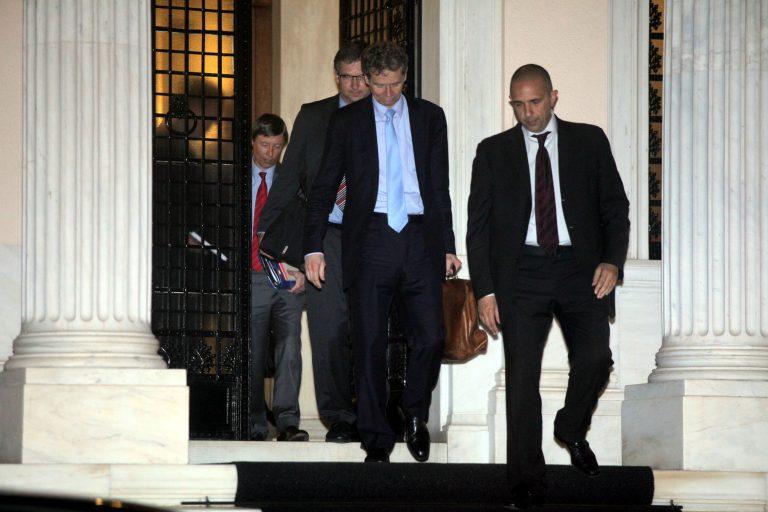 Τρόικα: Σημαντική η πρόοδος της Ελλάδας αλλά υπάρχουν ακόμα εκκρεμότητες – Φεύγουμε και σας αφήνουμε διορία 2 εβδομάδων | Newsit.gr