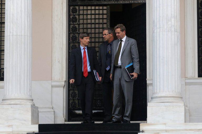 Απολύσεις στο Δημόσιο και διαθεσιμότητα στο επίκεντρο της συνάντησης Μανιτάκη με την τρόικα   Newsit.gr