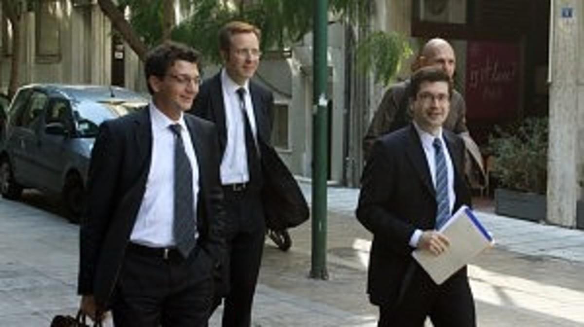 Κύπριο μας στέλνει η τρόϊκα για να μας ελέγχει   Newsit.gr