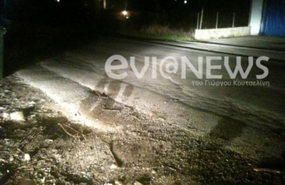 Εύβοια: Ξεψύχησε στην άσφαλτο τα Χριστούγεννα   Newsit.gr