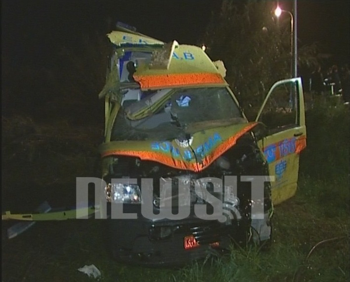 Ηλεία: Κινδύνευσε μωράκι σε τροχαίο | Newsit.gr