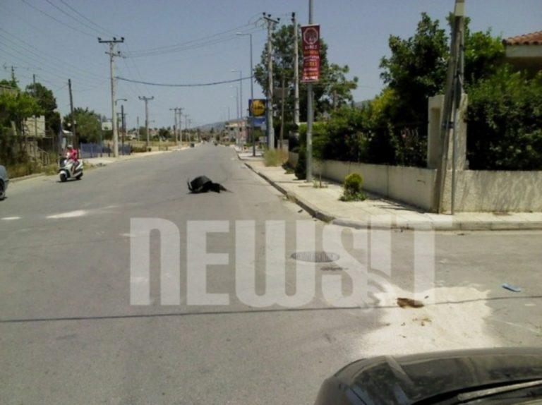 Νεκρός άνδρας της ΔΙΑΣ όταν συγκρούστηκε με αυτοκίνητο που παραβίασε STOP   Newsit.gr