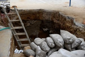 """Βόμβα στο Κορδελιό: """"Τα θραύσματα θα μπορούσαν να σκοτώσουν κάποιον σε απόσταση 1800 μέτρων"""""""