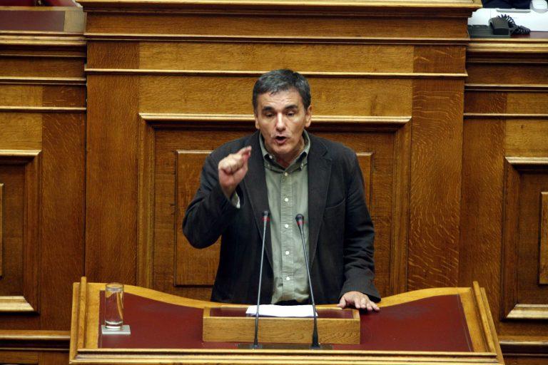 Επιθεση Ε. Τσακαλωτού στην κυβέρνηση για την ανακεφαλαιοποίση των τραπεζών | Newsit.gr