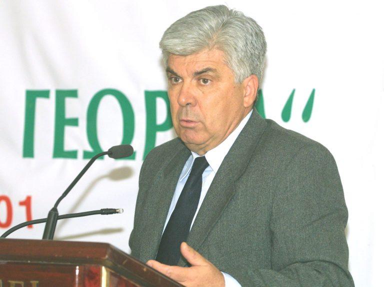Ποιος είναι ο νέος υπουργός Αγροτικής Ανάπτυξης | Newsit.gr