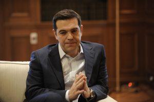 """Δημήτρης Μυταράς: Υπόκλιση και """"αντίο"""" από Τσίπρα και Μητσοτάκη"""